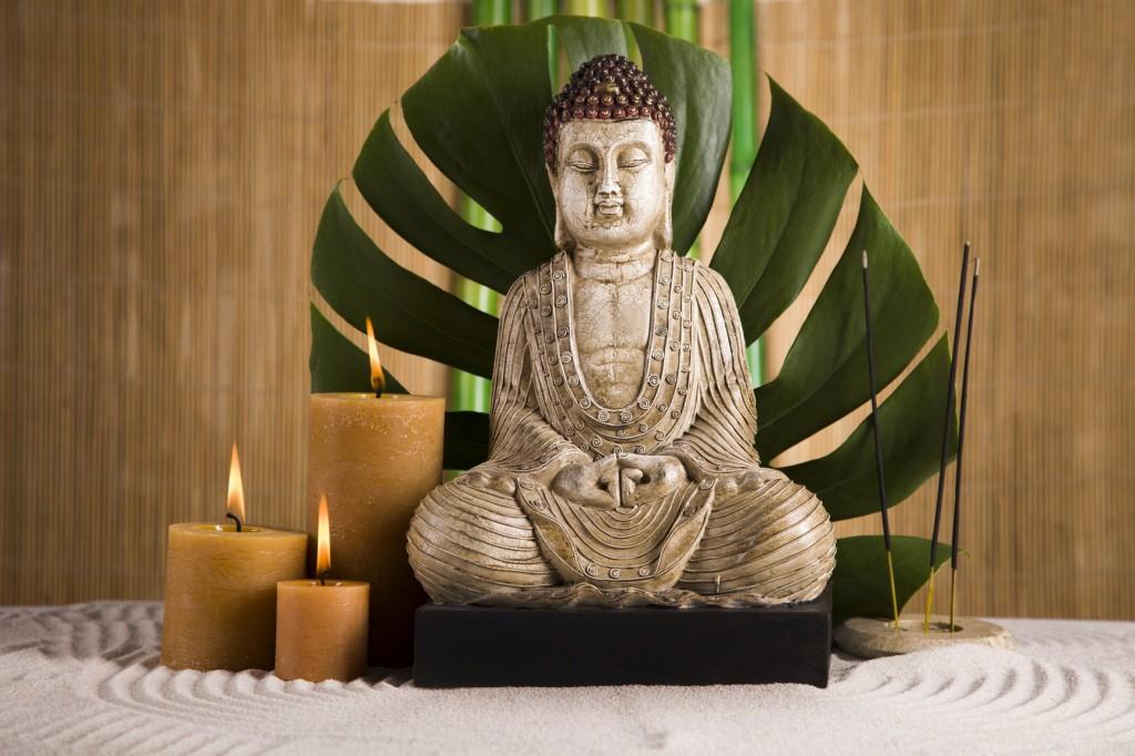 Buddha, Zen