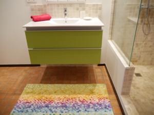 badeværelse grønt