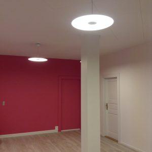 Pink væg Poze Fotostudie i Vejle