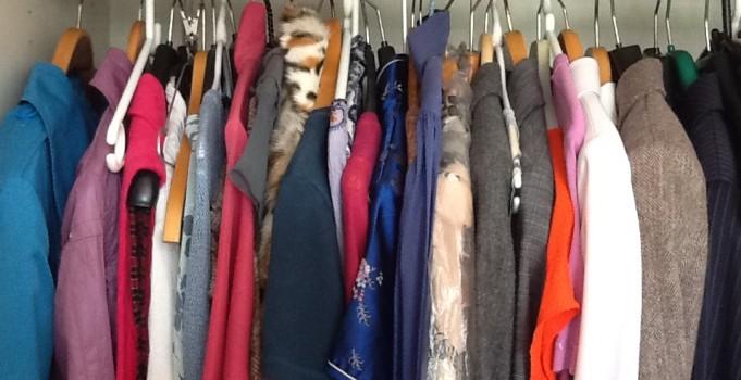 Sådan forenkler du din garderobe.