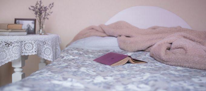 Ryd op i soveværelset og luk magien ind